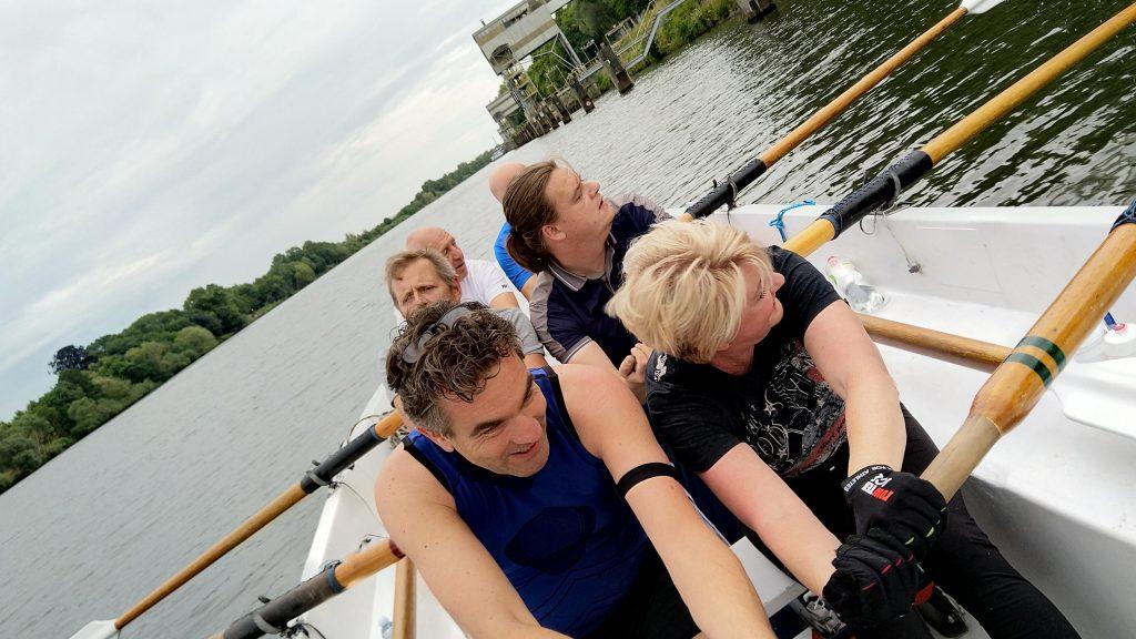 Training Sloeproeien Maastricht