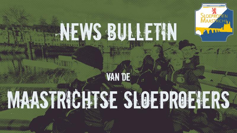 Nieuwsbrief Sloeproeien Maastricht